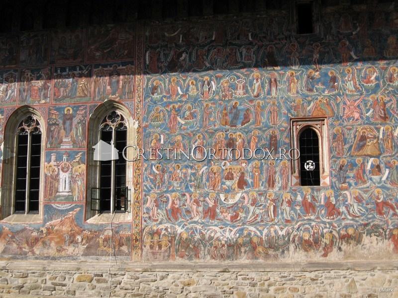 Pictura Manastirii Moldovita
