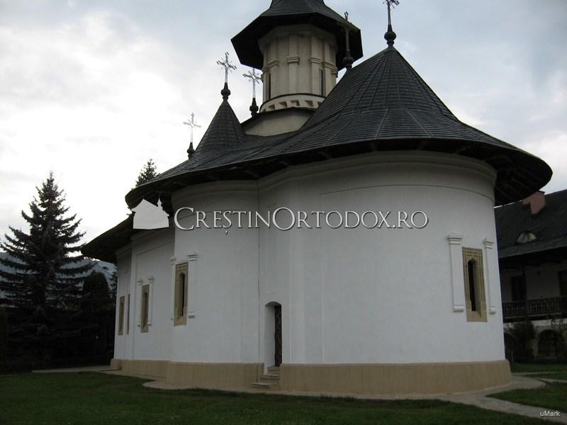 Biserica manastirii Sihastria