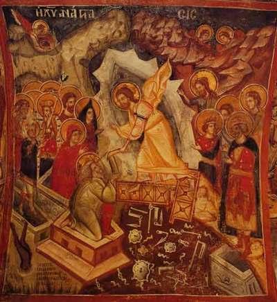 Cu Hristos spre Postul Sfintelor Pasti