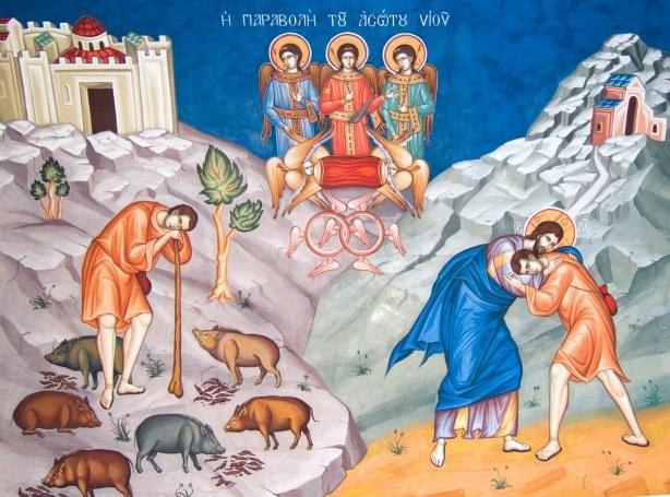 Cuvant la Evanghelia fiului risipitor