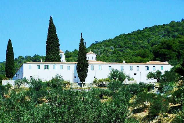 Manastirea Izvorul Tamaduirii - Poros