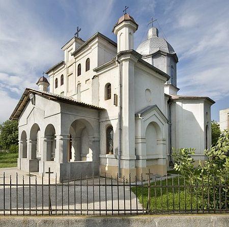 Biserica Sfintii Constantin si Elena - Magurele