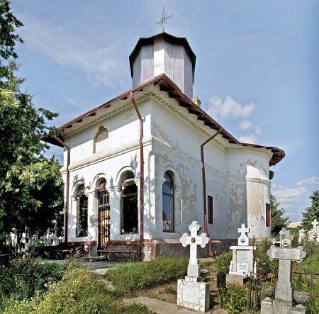 Biserica Sfanta Treime - Gherman