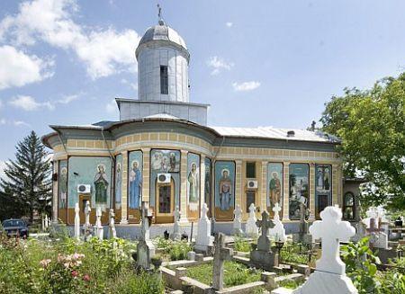 Biserica Sfintii Constantin si Elena - Jilava