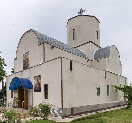 Biserica Sfanta Parascheva - Manolache