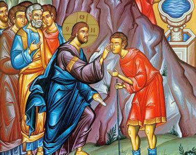 Hristos a venit sa vindece pe cei bolnavi