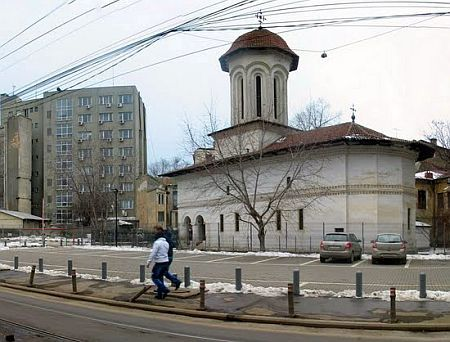 Biserica Sfanta Filofteia - Razvan