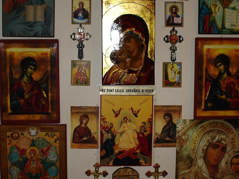 M-am nascut ortodox