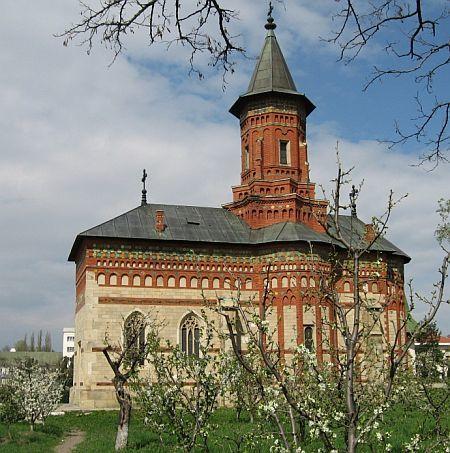 Biserica Sfantul Gheorghe - Harlau