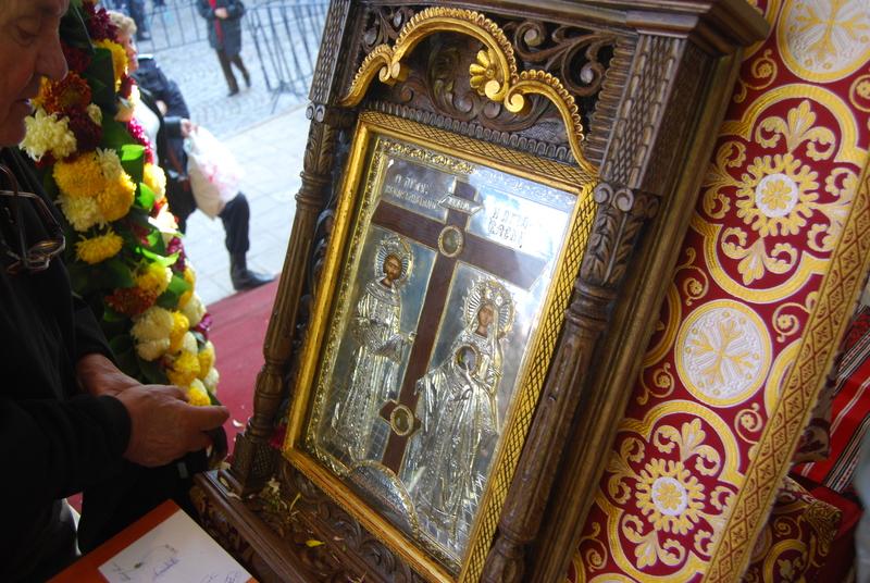 Icoana Sfintei Imparatese Elena