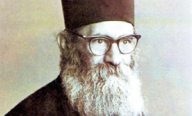 Parintele Gherman Stavrovuniotul