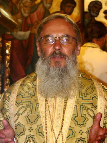 Pastorala la Nasterea Domnului 2013 - IPS Serafim
