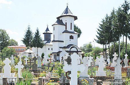 Biserica Sfantul Nicolae - Mioveni