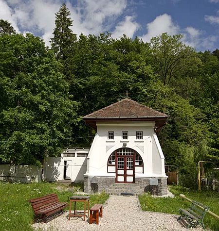 Capela Sfantul Grigorie Dascalu - Azuga