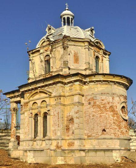 Capela Sfantul Dimitrie - Hernea