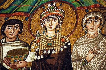 Sfintii Pulheria si Marcian