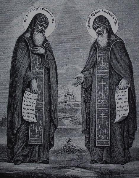 Traditia monahismului bizantin in Finlanda