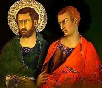 Iuda si Petru, doi tradatori