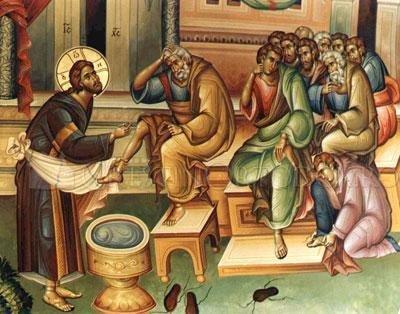 Evangheliile din Sfanta si Marea Joi