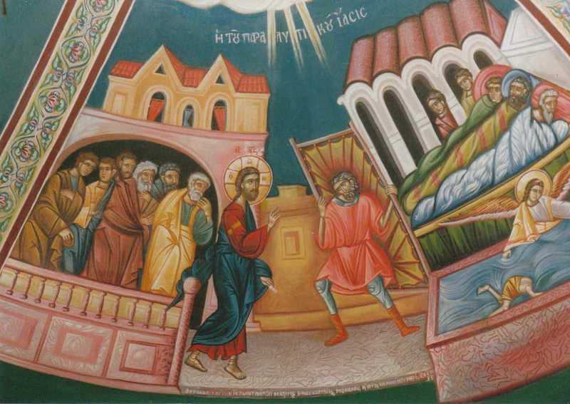 Predica la Duminica a 4-a dupa Sfintele Pasti