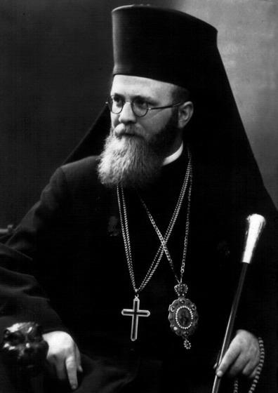 Episcopul Dr. Nicolae Popoviciu al Oradiei