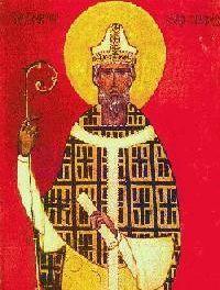 Sfantul Gherman, episcopul Parisului