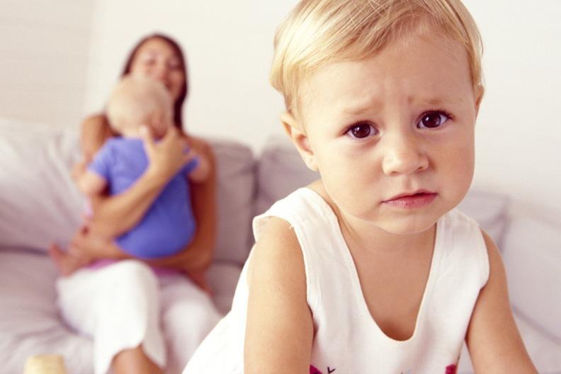 Gelozia copiilor