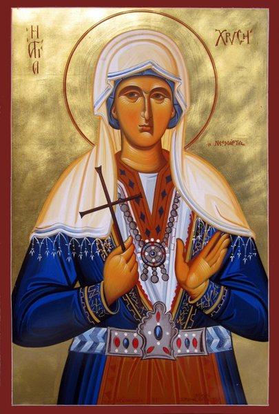 Sfanta Zlata din Meglenia