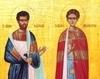 Sfintii Mucenici Fotie si Anichit