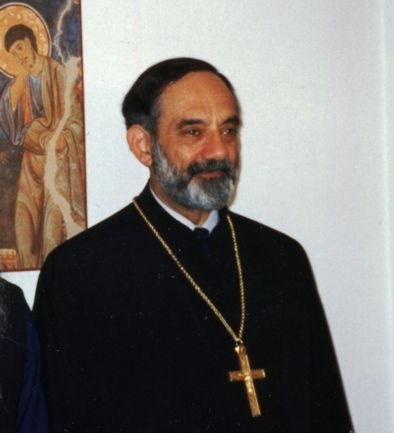 Parintele Ioannis Romanides