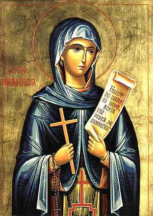 Sfanta Cuvioasa Parascheva - puterea evlaviei jertfelnice