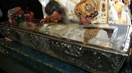 Racla Sfintei Parascheva