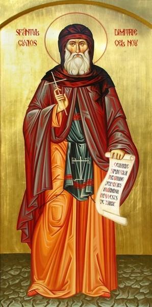 Canon de rugaciune catre Sfantul Dimitrie Basarabov