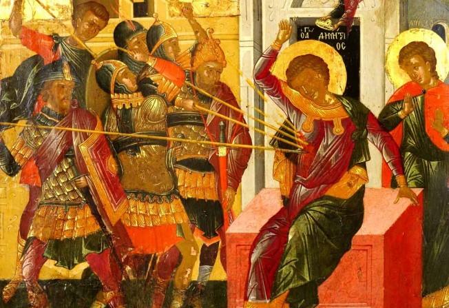 Canon de rugaciune catre Sfantul Mare Mucenic Dimitrie