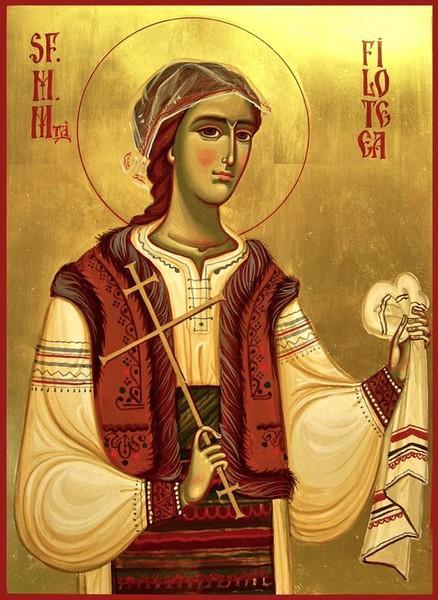 Rugaciune catre Sfanta Filofteia