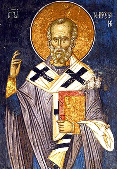 Minuni ale Sfantului Nicolae
