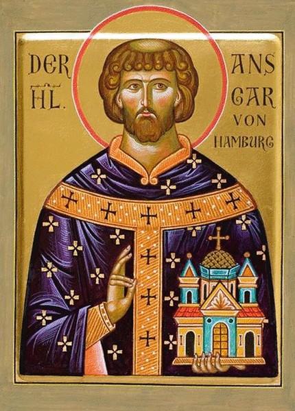 Sfantul Ansgar