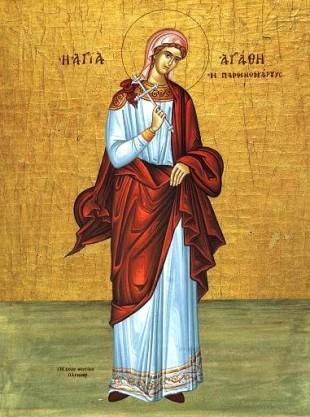 Sfanta Agathi