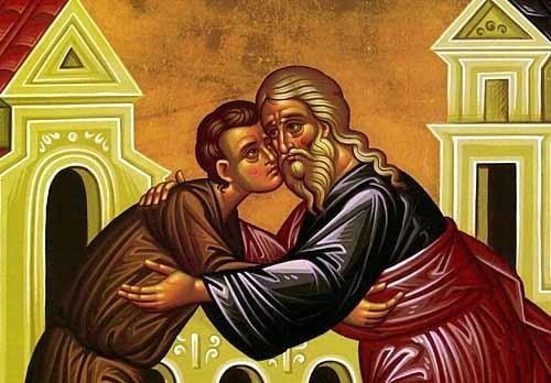 Predica la Duminica intoarcerii Fiului risipitor