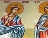 Sfantul Mucenic Montanus si sotia sa, Maxima