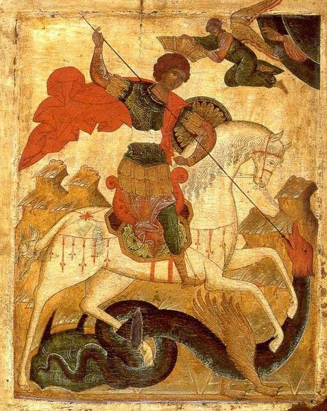 Viata Sfantului Mare Mucenic Gheorghe