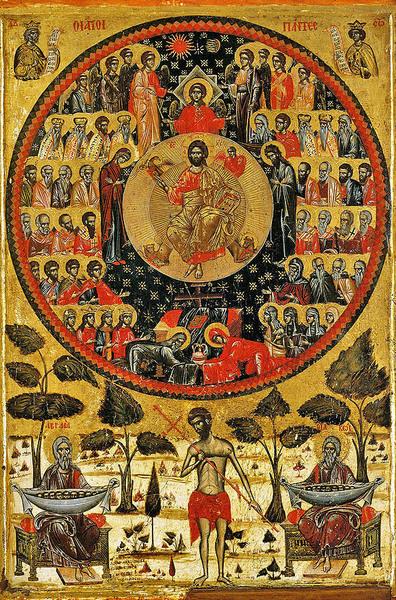 Duminica Tuturor Sfintilor - Parintele Ilie Cleopa