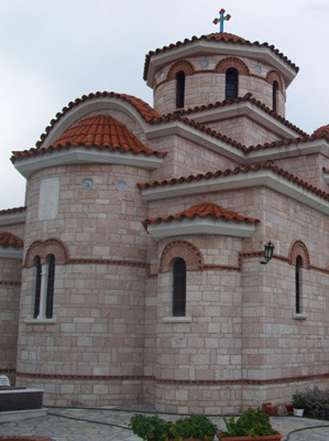 Pelerinaj in Grecia la Sfintii Tamaduitori