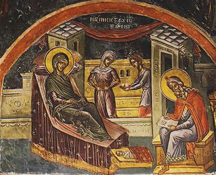 Sarbatoarea Nasterea Sfantului Ioan Botezatorul