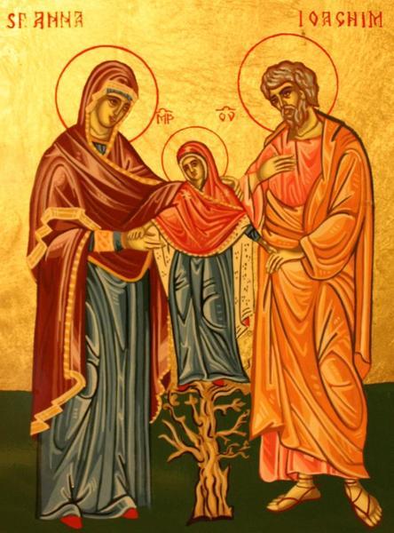 Canon de rugaciune catre Sfintii Parinti Ioachim si Ana