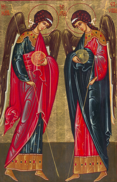 Cuvant la Sfintii Voievozi Mihail si Gavriil