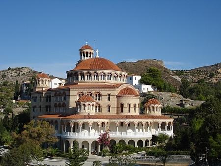 Pelerinaj in Grecia de ziua Sfantului Nectarie