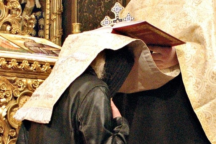 Exista vreun canon in privinta sfatului care trebuie dat la spovedanie?