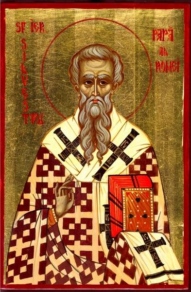 Sfantul Silvestru
