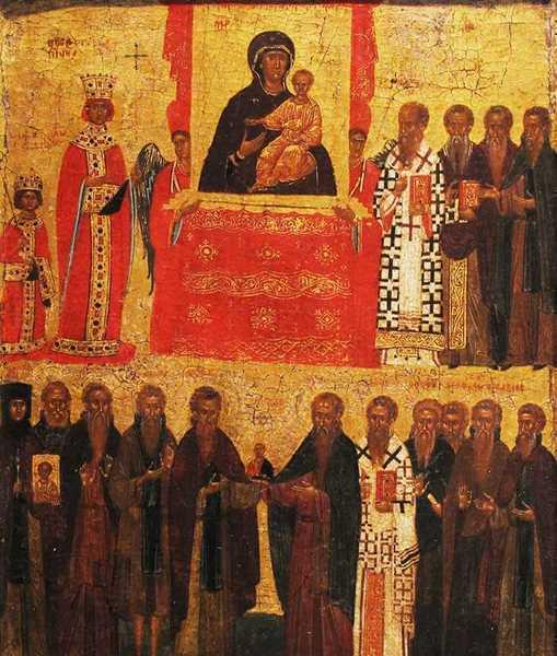 Pastorala Sfantului Sinod al Bisericii Ortodoxe Romane la Duminica Ortodoxiei din anul Domnului 2016